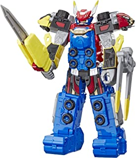 """Power Rangers Beast Morphers Beast-X Megazord 10""""-Scale Power Rangers Action Figure Toy from Power Rangers TV Show"""