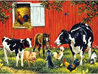 cow jigsaw puzzle