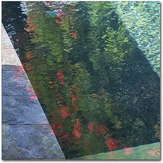 Inspired by Monet by Kurt Shaffer, 35x35-Inch Canvas Wall Art