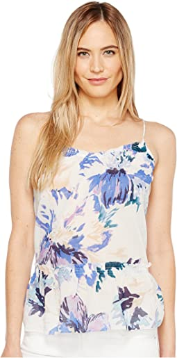 Printed Drop Waist Cami