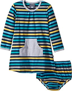 Toobydoo - The Oscar Pocket Dress (Infant/Toddler)