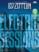 Led Zeppelin -- Electric Sessions: Guitar TAB, Book & DVD (Guitar Sessions)