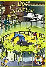 Los Simpson. Risky Business [DVD]