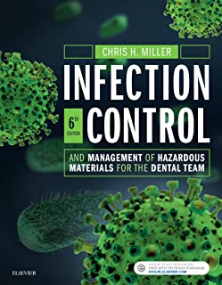 Infection Control and Management of Hazardous Materials for the Dental Team