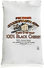 CookinPellets CPBC40lb 100% Black Cherry Pellets Cooking, Brown