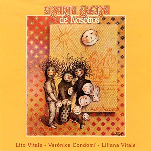 Maria Elena de Nosotros by Lito Vitale & Liliana Vitale & Verónica Condomí on Amazon Music - Amazon.com