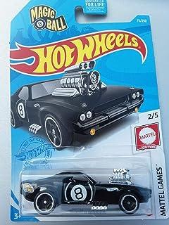 DieCast Hotwheels Rodger Dodger (Black) Magic 8 Ball 73/250