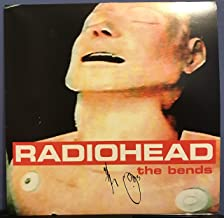 Thom Yorke signed Radiohead The Bends 12