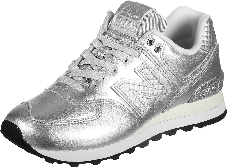 New Balance 574v2 Glitter Pack, Sneaker Donna : Amazon.it: Moda