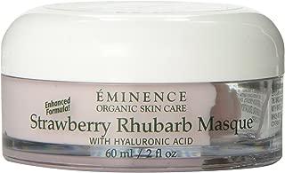 Eminence Rhubarb Masque Skin Care, Strawberry, 2 Ounce