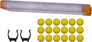 NERF 18 Round Rival Refill Pack and 12 Round Magazine - Multi-Colour