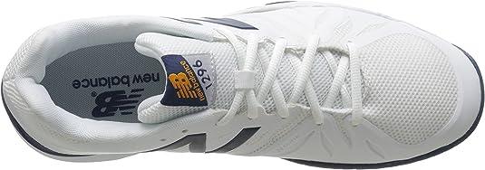 Amazon.com | New Balance Men's 1296v2 Stability Tennis Shoe ...