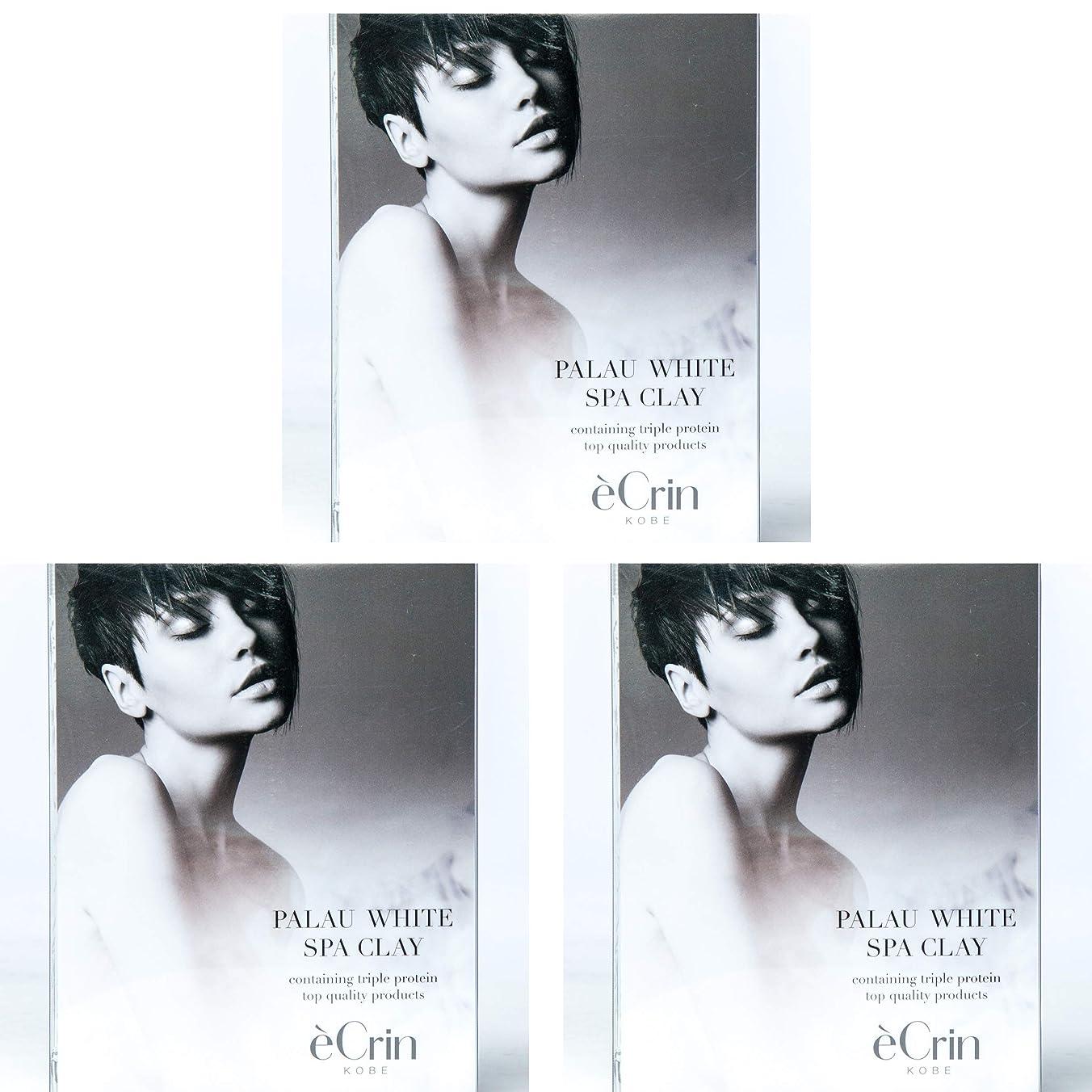 独裁者韓国信頼性のあるパラオホワイト スパクレイ 入浴用化粧料 ノンシリコン 50g 5包3箱セット