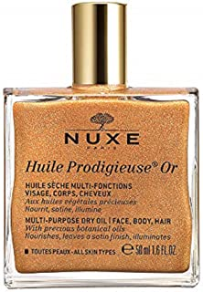 Nuxe Huile Prodigieuse Or Multi-Purpose Dry Oil For Women, 50 ml
