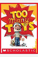 Too Many Toys Kindle Edition