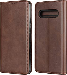 Jaorty LG V60 ThinQ Wallet Case,Premium PU Leather Flip Folio Case with Card Slots,Cash Pocket,Kickstand with Magnetic Clo...