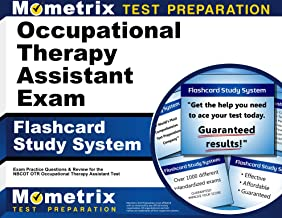 Occupational Therapy Assistant Exam Flashcard Study System: OTA Exam Practice Questions & Review for the NBCOT COTA Certified Occupational Therapy Assistant Test (Cards)
