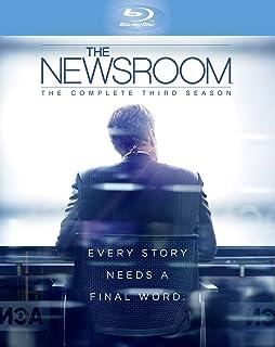 Newsroom: Season 3 [Edizione: Regno Unito] [Reino Unido] [Blu-ray]