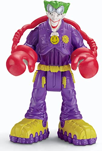 Fisher-Price Hero World DC Super Friends Voice Comm - The Joker by Fisher-Price
