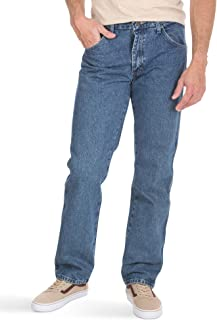 Men's Classic 5-Pocket Regular Fit Cotton Jean