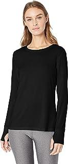 Amazon Essentials Women`s Studio Long-Sleeve T-Shirt