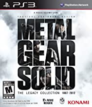 $84 » Metal Gear Solid: The Legacy Collection