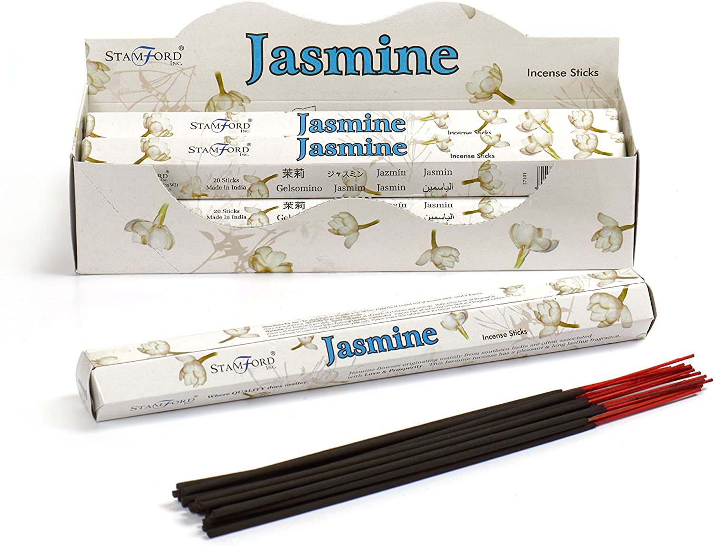 Stamford Jasmine Incense Sticks