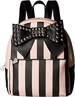 Studded Bow Backpack