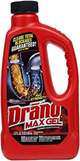 Drano Max Gel Clog Remover 32 oz (Pack of 2)