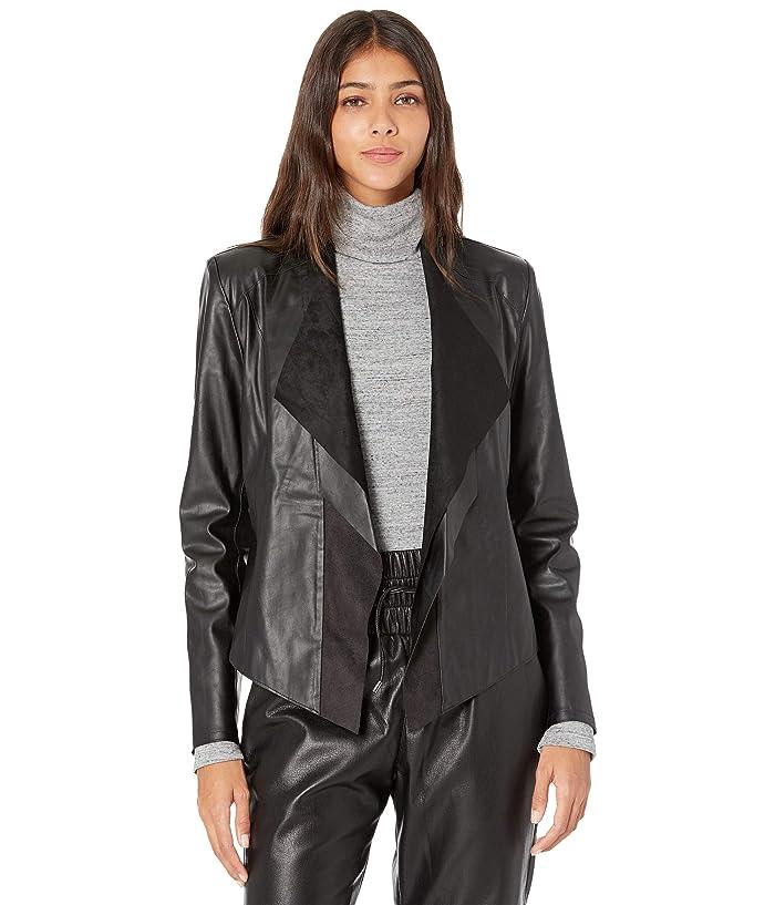 Blank NYC Drape Front Jacket (Lonestar) Women's Jacket