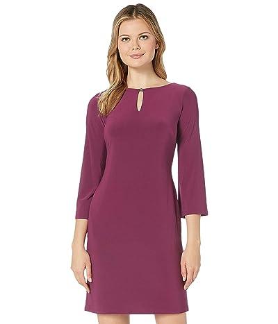 LAUREN Ralph Lauren Monahan Dress (Exotic Ruby) Women
