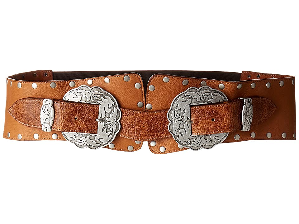Leatherock Bibi Belt (Tan) Women