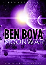 Moonwar (Moonbase Saga, Book 2 / The Grand Tour Series)(Library Edition)