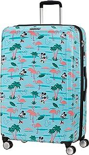 American Tourister - Funlight Disney - Spinner Maleta 77 cm, 99 L, (Minnie Miami Beach)