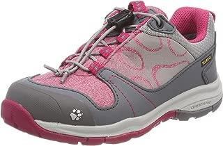 Jack Wolfskin Kids' Grivla Texapore Low G Hiking Shoe
