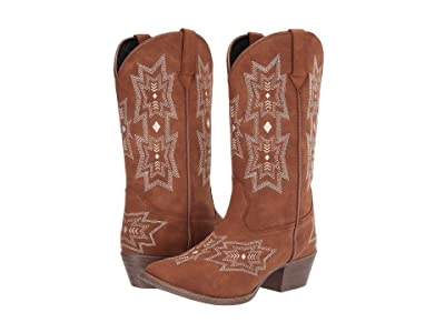 Dingo Rosalin (Tan) Cowboy Boots