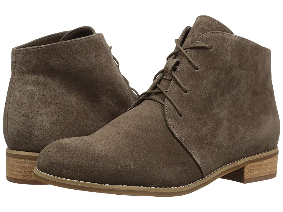 Blondo Rayann Waterproof (Dark Taupe Suede) Women