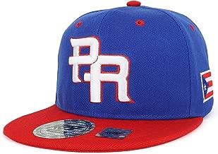 puerto rico snapback hat