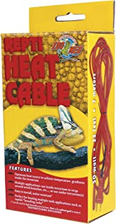 Zoo Med Reptile Heat Cable 50 Watts, 23 feet