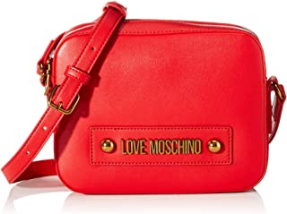 Love Moschino Womens Shoulder Bag, Red - JC4027PP1ALD0