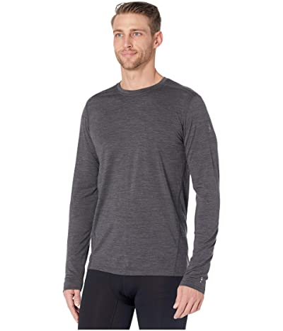 Smartwool Merino 150 Base Layer Long Sleeve (Iron Heather) Men