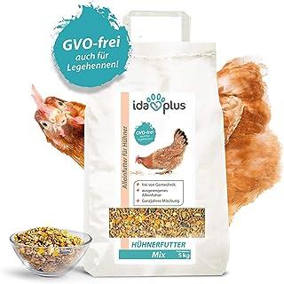 Ida Plus – Comida para gallinas – 5 kg – Pienso comple