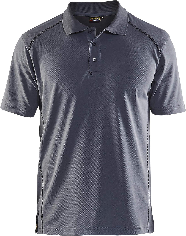 Blaklader Polo Short Sleeve Shirt & Bandana Bundle