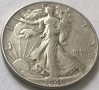 1946 P Walking Liberty Half Dollar Very Fine
