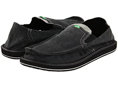 Sanuk Pick Pocket (Charcoal) Men