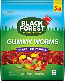 black.forest gummies