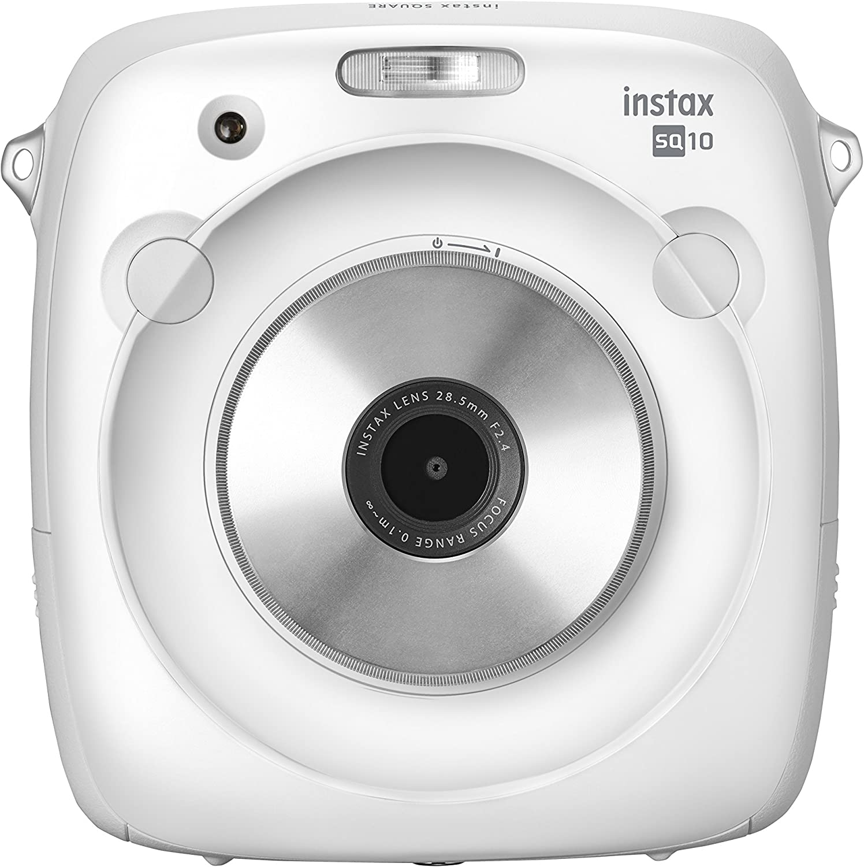 Fujifilm Instax Square Sq 10 Hybride Sofortbildkamera Kamera