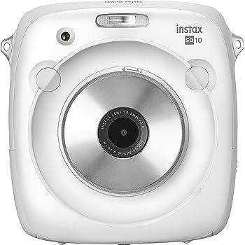 Fujifilm Instax Square SQ10 Appareil photo instantané Noir/Blanc