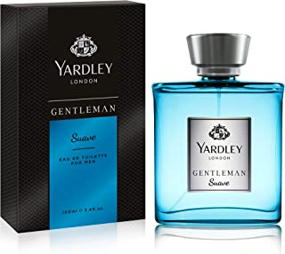Yardley Gentleman Sauve luxury fragrance Eau de Parfum, Aromatic Woody Spicy, 100ml