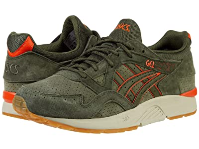 ASICS Tiger Gel-Lyte V (Mantle Green/Olive) Athletic Shoes
